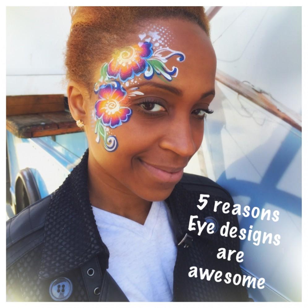 Eye designs 1