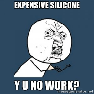 silicone-no-work