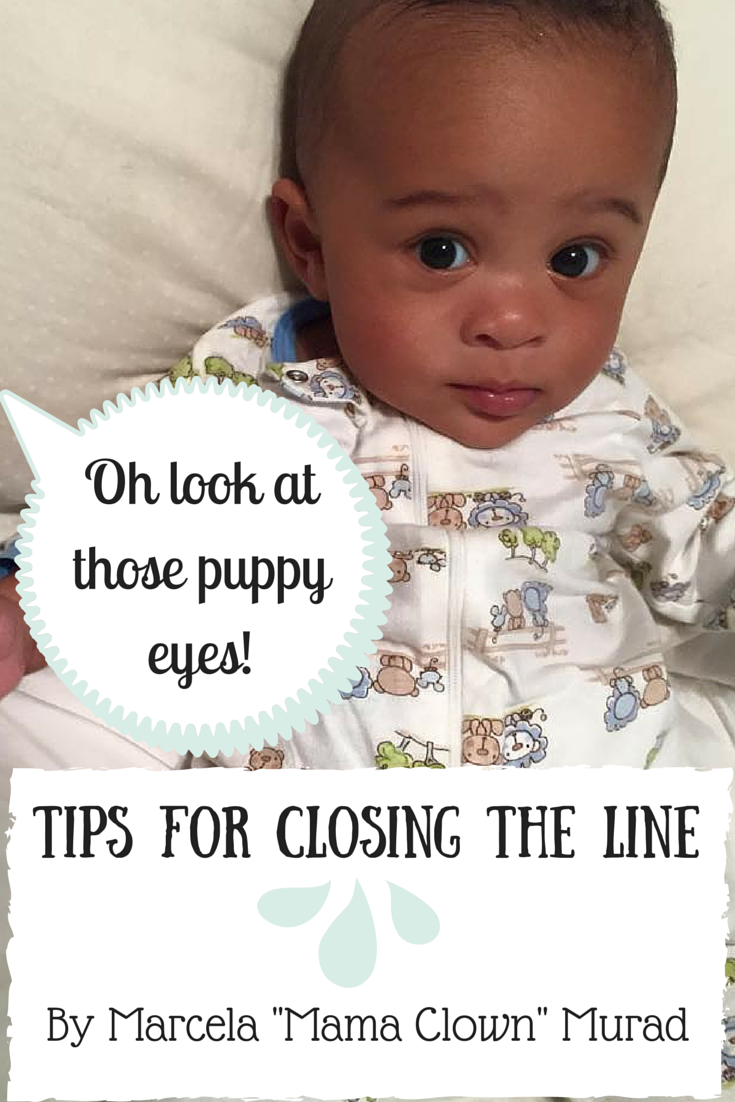 Tips for Closing the Line