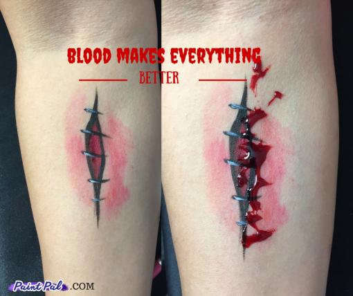 Blood Makes EverythingBetter