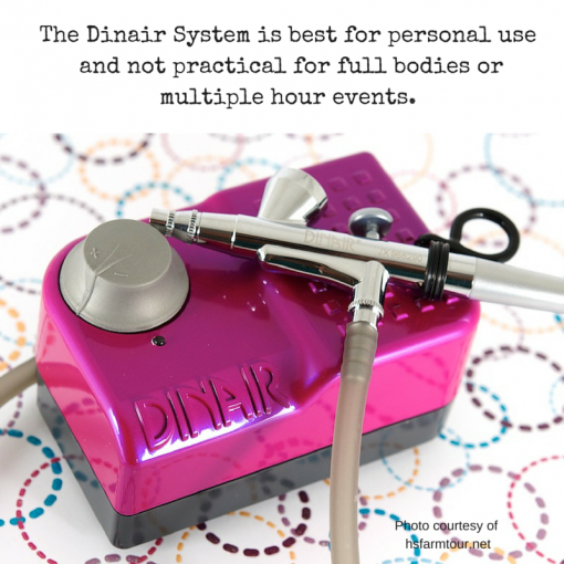 The Dinair System is best for personal use