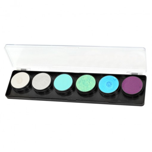 Mermaid Under the Sea Palette available exclusively at fxcosplay.com