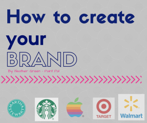 Creating your