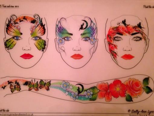 Board & Artwork by Sally-Ann Lynch