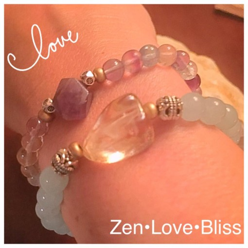 Zen Love Bliss Handcrafted Zen jewelry