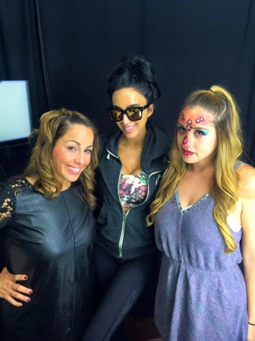 The day I was hired to teach for Lilly Ghalichi in CA. I dropped everything and flew there ready to go!