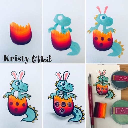 Kristy dragon bunnyt