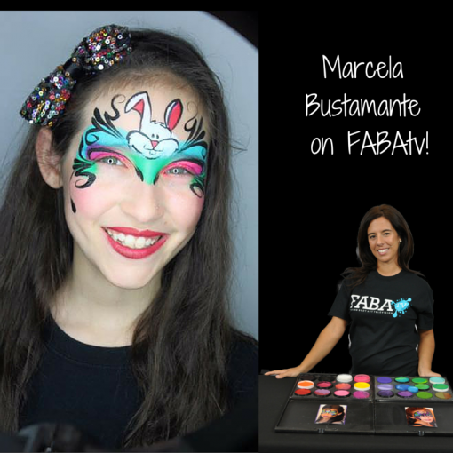 Marcela Bustamante on FABAtv!