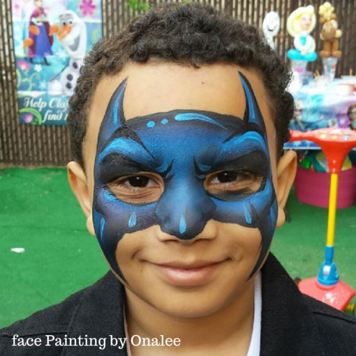 face Painting by ONalee (1)