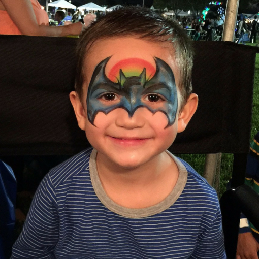 face Painting by ONalee (2)
