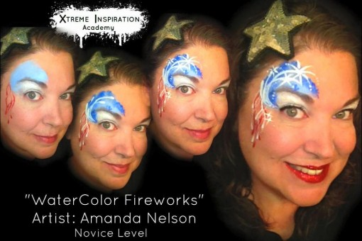 Amanda nelson was featured on the Xtreme Inspiration forum what a HIT!