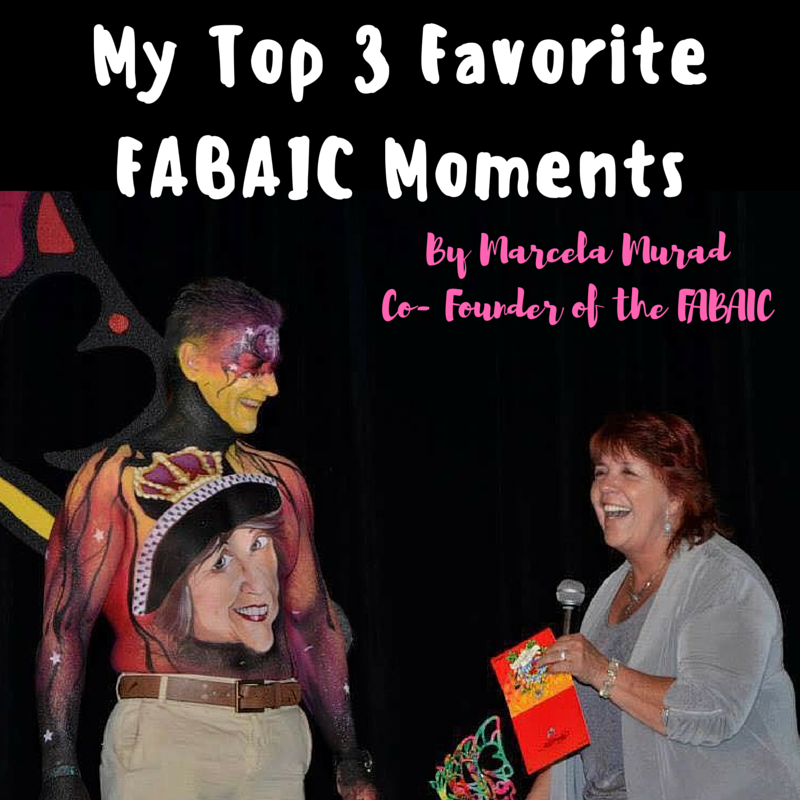 My Top 3 Favorite FABAIC Moments