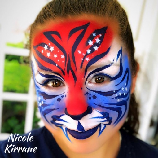 Nicole Kirrane is Tigerrrific