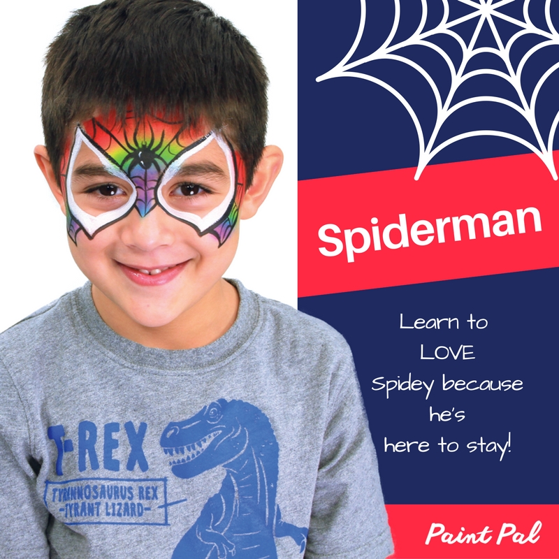 Top 10 Face Painting Designs