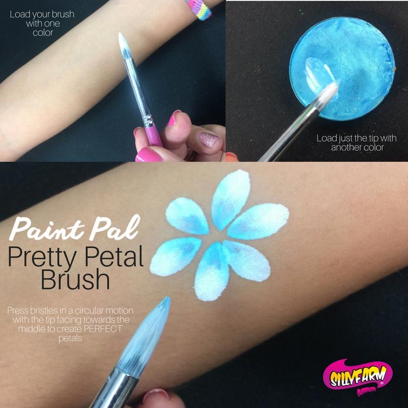 Pretty PetalBrush