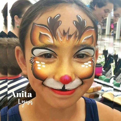 Anita Lyn of Face Paints NZ