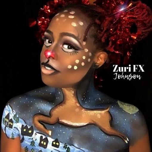 Zuri FX-reindeer