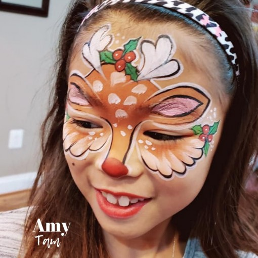 When your daughter is the worlds cutest model its easy to be creative. Amy Tam is so awesome