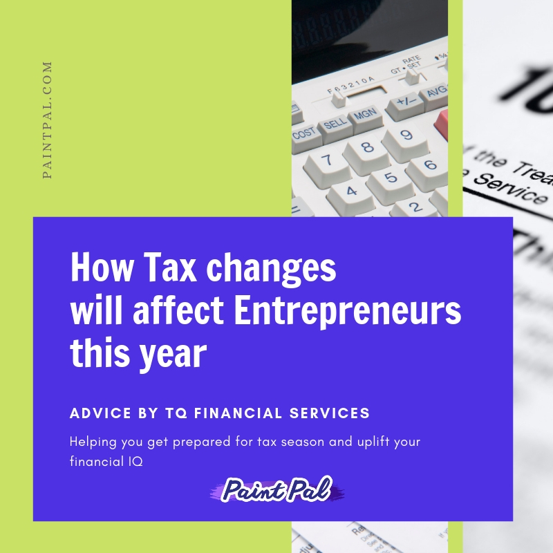 tax changes blog